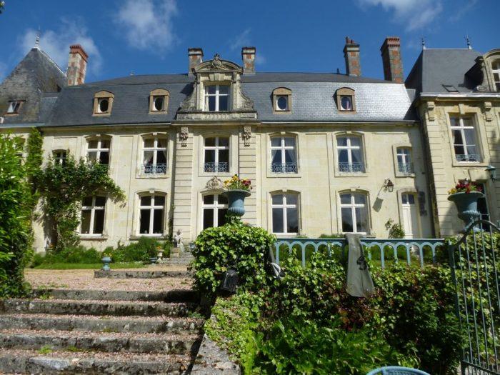 Château de la Voute à Trôo