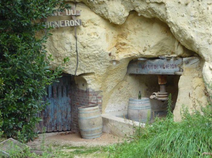 Cave du vigneron de Trôo