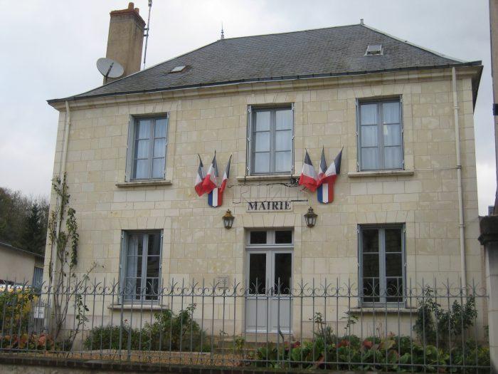 Mairie de Trôo dans le Loir-et-Cher