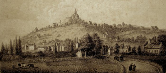 Trôo par Launay au XIX ème siècle